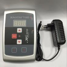 Профессиональная цифровая Перманентная ручка для макияжа 1 шт. татуировка бровей и губ блок питания