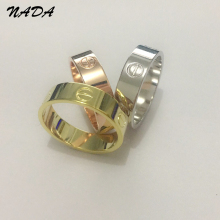 2017 Silver Finger Ring Crystal Ring for Women Men Wedding Rings Lover Gift Hot Wholesale Price Christmas Cheap Lot -R17046