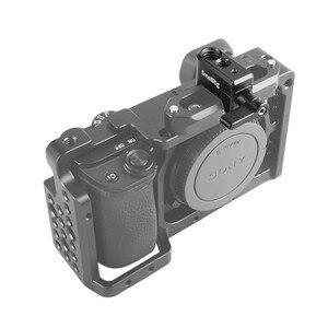 Image 5 - Быстросъемный зажим SmallRig Nato с резьбой 1/4 дюйма, резьбой M2.5 для монитора холодного башмака и шаровой головкой 3/8