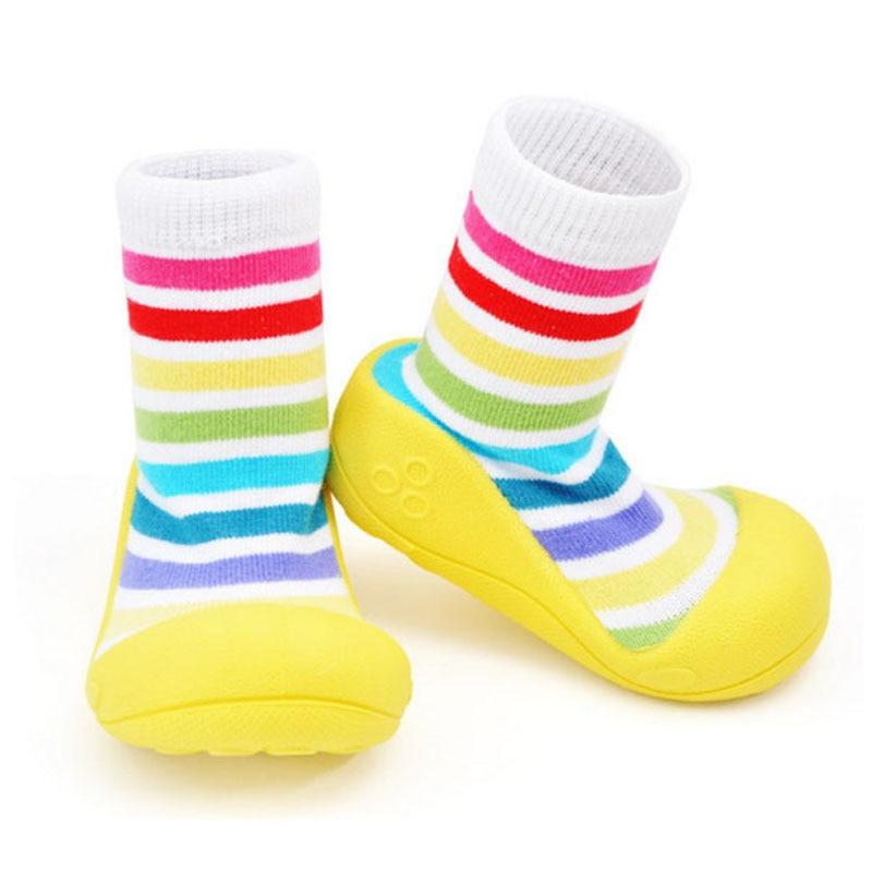 Baby Meisjes Jongens Schoenen Zacht en Comfortabel Kinderen Attipas - Baby schoentjes - Foto 2