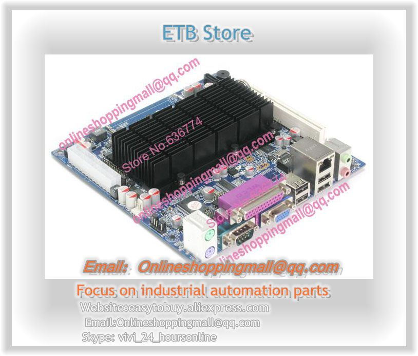 All solid atom d525 mini-itx industrial motherboard ddr3 6 serial lvds m945m2 945gm 479 motherboard 4com serial board cm1 2 g mini itx industrial motherboard 100
