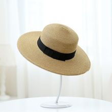 2018 baru musim panas dan musim panas dan Amerika Emas jalinan jerami topi  lebah kecil lady a078545e3d