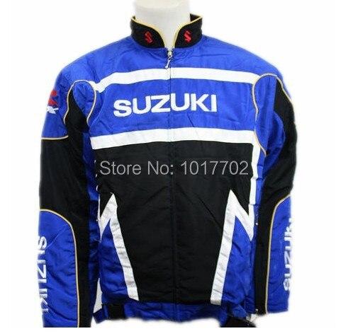 Racing Neuf Gsxr Suzuki Pour Bleu Blouson Moto znwITfx0q