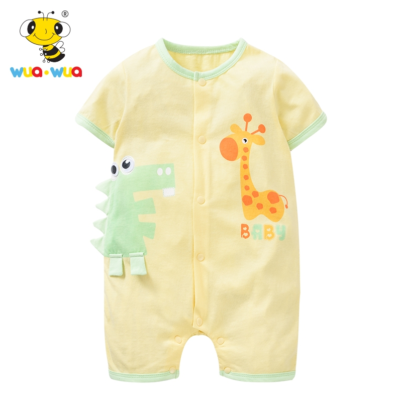 toddler baby rompers summer baby boy clothes newborn rompers bebes baby boy romper overall short sleeves for boys