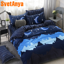 Svetanya Bedding set Fruit Night Printed sheet Pillowcase Duvet Cover set China Cheap Bed Linens