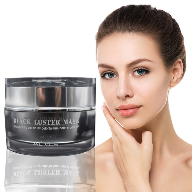 High Quality Face Skin Care Anti-Aging Mineral-Rich Magnetic Pore Cleansing Removes Skin Impurities Mask