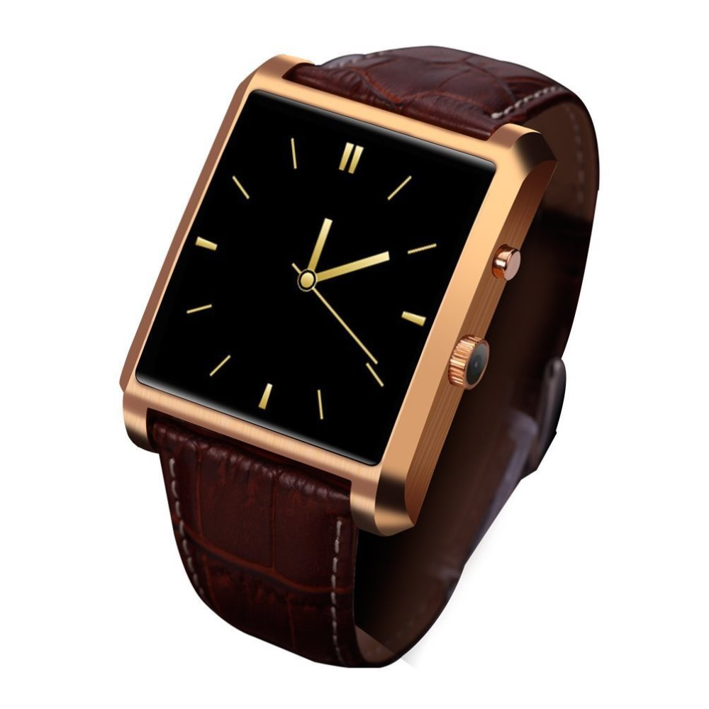 2016 Bluetooth Smart Watch Fashion Wrist font b Smartwatch b font Men Wristwatch Wearable Digital Device