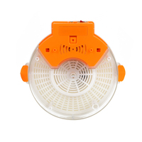 Rechargeable Easy Clean Trapping Flies Fly Catcher Fly Trap Mosquito Outdoor Insect Pest Durable