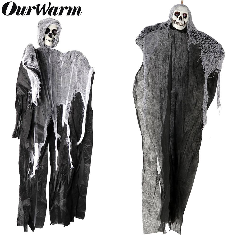 150cm Size Halloween Decoration Hanging Ghost Girl