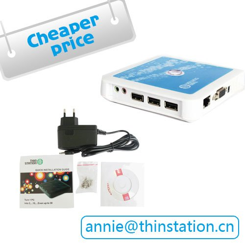 US $40 53  thin station N380 WIN CE 6 thin client with 128 RAM-in Mini PC  from Computer & Office on Aliexpress com   Alibaba Group