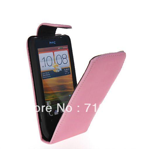Wholesale or Retail THE PATRON SAINT OF PHONE FLIP LEATHER CASE COVER POUCH FOR HTC ONE V
