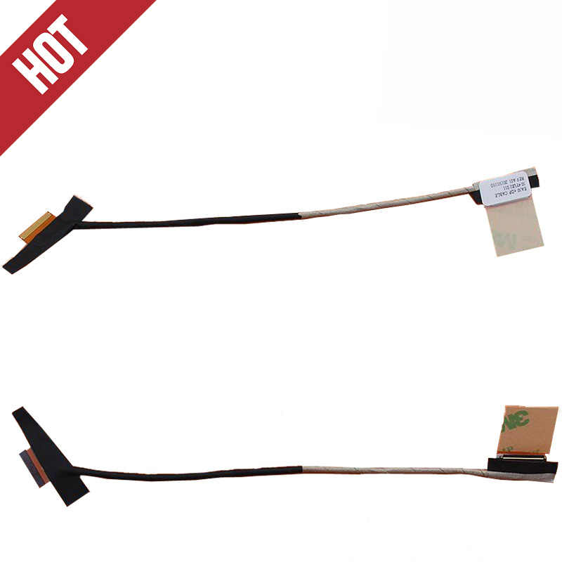 New LCD Cable For ACER aspire E1-522 E1-522G MS2384 For Gateway NE522 Laptop Video Flex  50.4YU01.001 50.4YU01.011 30Pin
