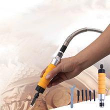 Для резьбы по дереву инструмент патрон крепления для электрический сверлильный гибкий вал MJJ88