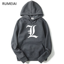 Death Note L Symbol Hoodie Sweatshirts (5 colors)