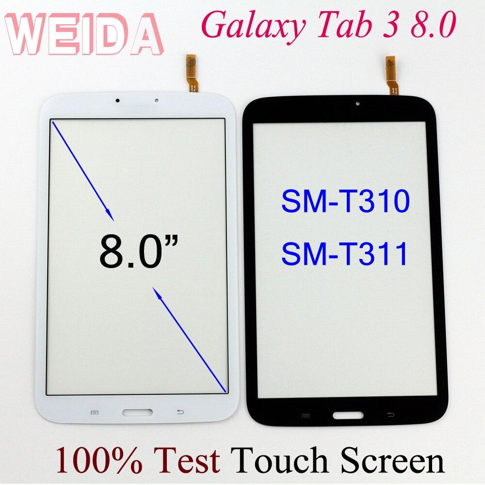 WEIDA/сенсорный экран планшета 8