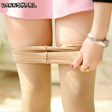 2017 New Winter Tights Women Fluff Twill Pressure Women Tights Thicken Keep Warm Female Pantyhose Nylon Stockings Medias Hosiery