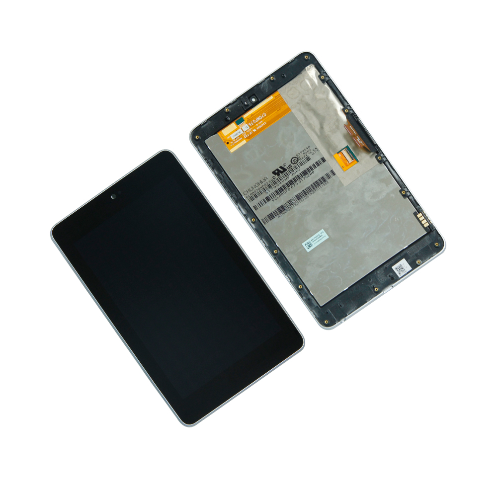 Touch Screen Digitizer Panel LCD Display For Asus Google Nexus 7 ME370 TouchScreen Assembly Tablet PC LCDs Combo Repair Parts lcd display screen panel monitor touch screen digitizer glass for asus google nexus 7 1st gen nexus7 2012 me370 me370t me370tg