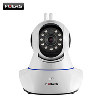 KERUI Wireless WiFi IR Cut IP Camera HD 1MP CMOS Security CCTV IP Camera Alarm PT