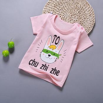 db30e1668fbf Seartist Baby Girls Minnie Tshirt Girl Hello Kitty Cartoon T-shirts ...