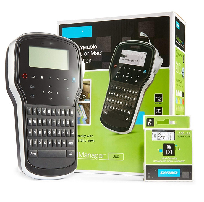 Label Printer Computer Machinebest English Handheld Portable The To LM-160 LM280 Can-Be-Connected