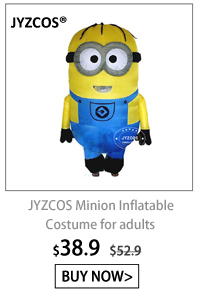 minion inflatable costume