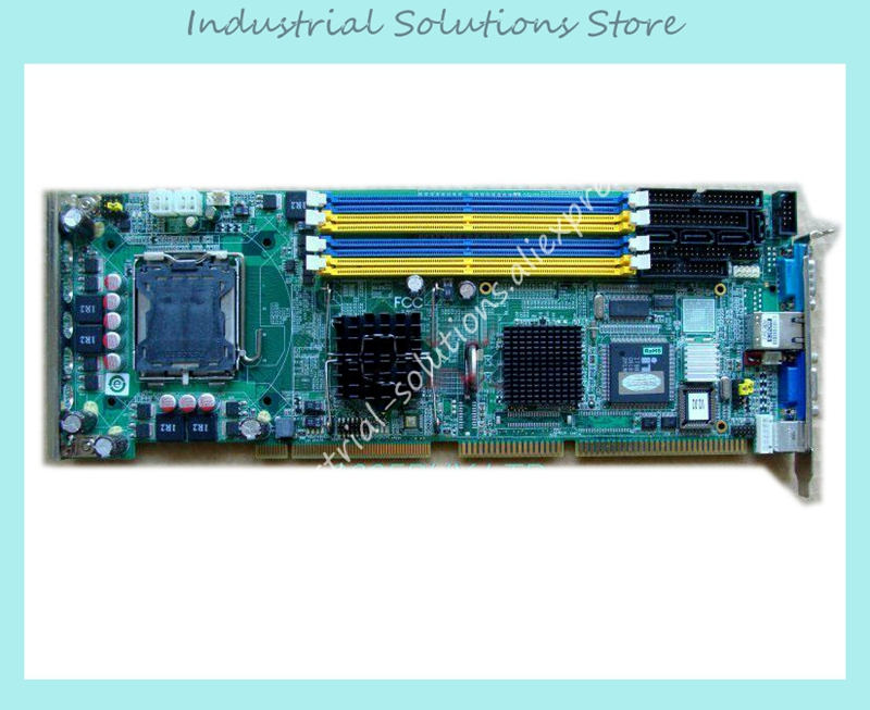 PCA-6190 A1 Industrial Motherboard Pca-6190vg 100% tested perfect quality industrial floor picmg1 0 13 slot pca 6113p4r 0c2e 610 computer case 100% tested perfect quality