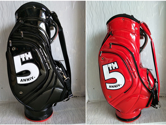 Brand New Master Bunny 5th Anniv Golf Bag Two Colors PG Standard Golf Clubs Bag Master