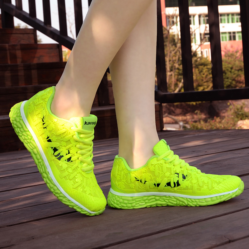 Zapatos verdes casual para mujer pkVgCBD