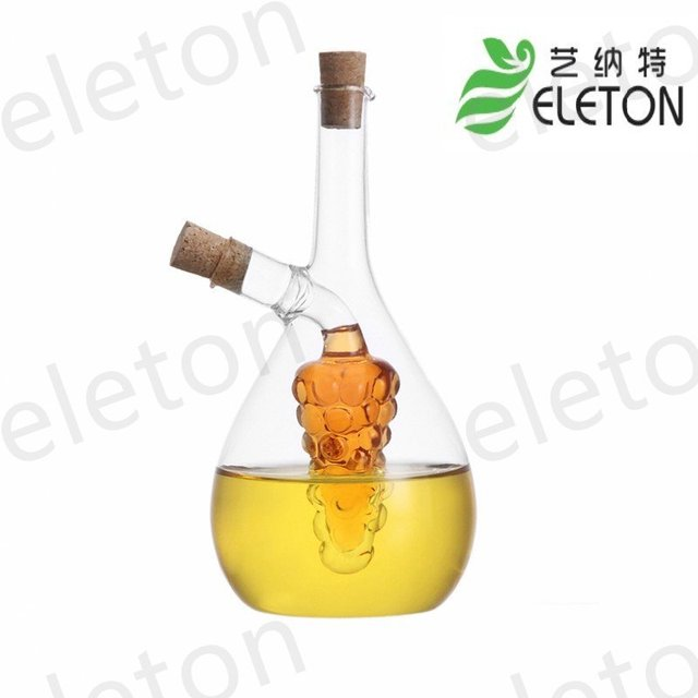 Kitchen Supplies Eco Friendly Glass Olive Spice Tool Cooking Tools Oil And  Vinegar Oiler Bottle