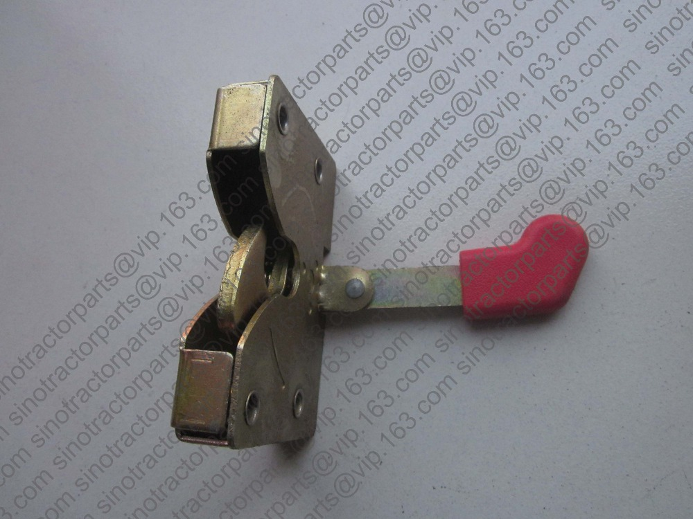 Dongfeng tractor 50-50hp series, the engine hood lock, part number: сумки женские alessandro birutti сумка ат 13 154 1 abirат 13 154 1 лате симф