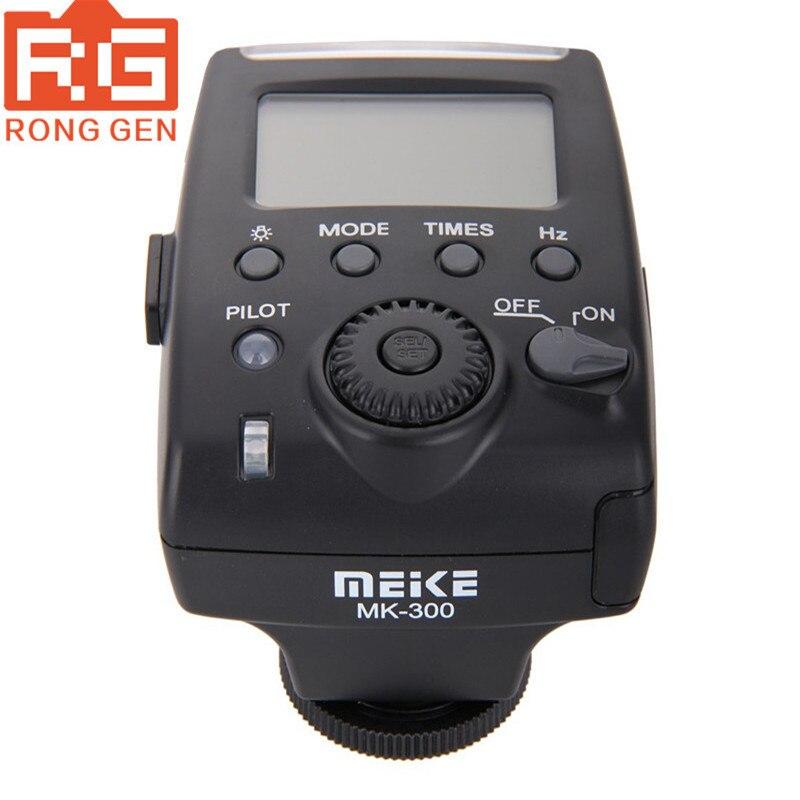 Майке МК-300 Мини TTL На камеры Speedlite Вспышка Света с Мини-usb Интерфейс для Olympus E-P5 Panasonic GX7 Leica DSLR камеры