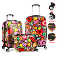 RU Style 202428 Rolling Luggage Spinner Suitcase On Wheels Suitcases Travel Rv Bag Travel Trolley Busy Board Boarding Box