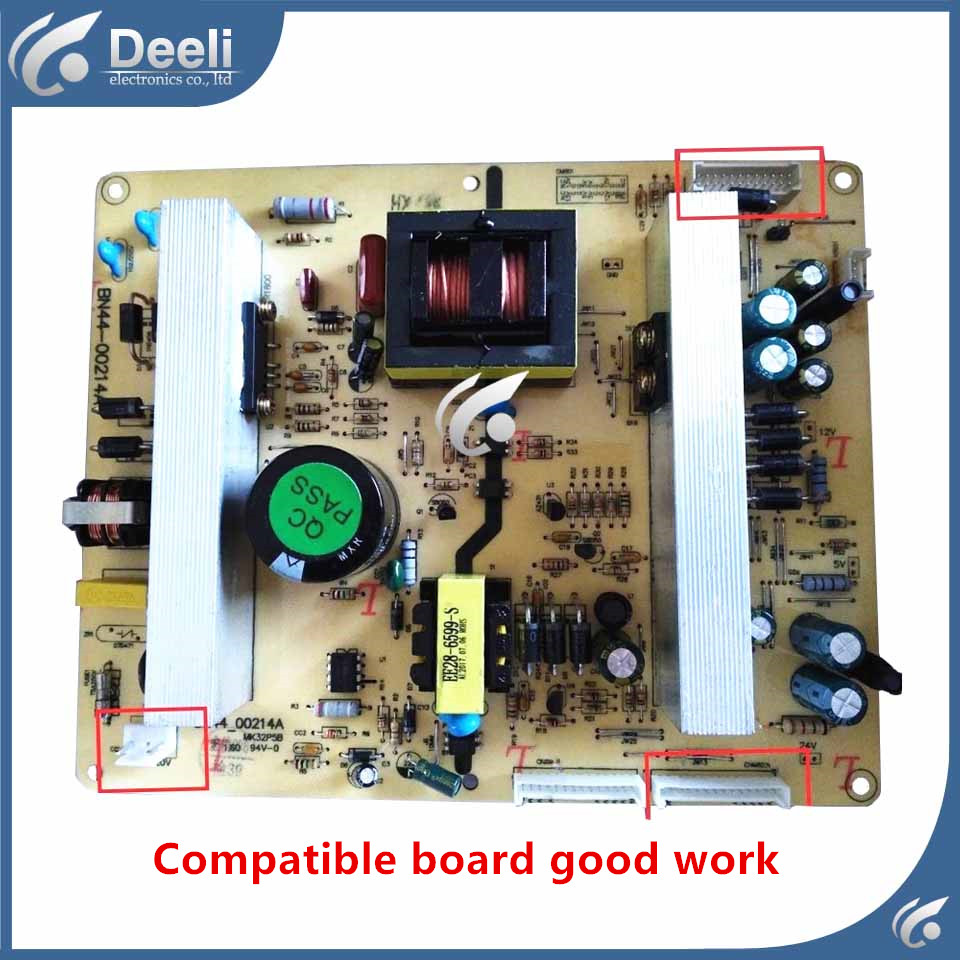 100% New BN44-00214A MK32P5B Universal Power Board Compatible board good working 100% new rsag7 820 538 roh universal power board