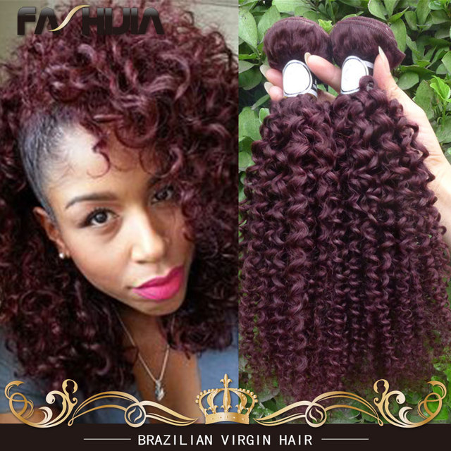 Brazilian Curly Virgin Hair Wet And Wavy Virgin Brazilian Hair Emy