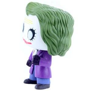 Image 5 - Funko pop 12 เซนติเมตร Joker Batman Dark Knight Villain Edition ภาพเคลื่อนไหว Action Figure ของเล่น PVC สำหรับเด็ก