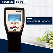 0,01 разрешение озонометр портативный точный озоновый детектор