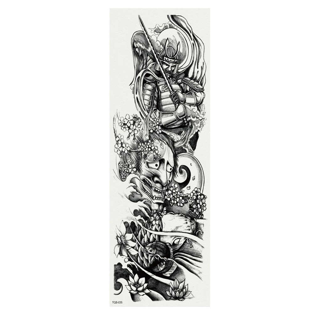 Detail Feedback Questions About Temporary Tattoo Sleeve
