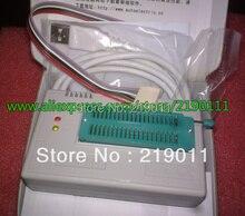 Más V7.03 TL866II más programador USB 1,8 V nand flash 24 93 25 mcu Bios EPROM mejor que TL866CS/ TL866A Progrmamer