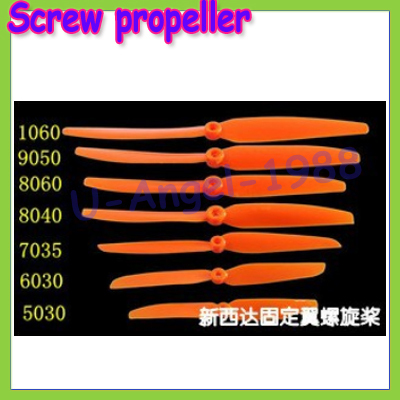 10pc lot GWS Screw Propeller PROP 5pk DD Flyer 10X6 C BS1V EP 1060 9050 8060 8040 7035 6030 5030 in Parts Accessories from Toys Hobbies