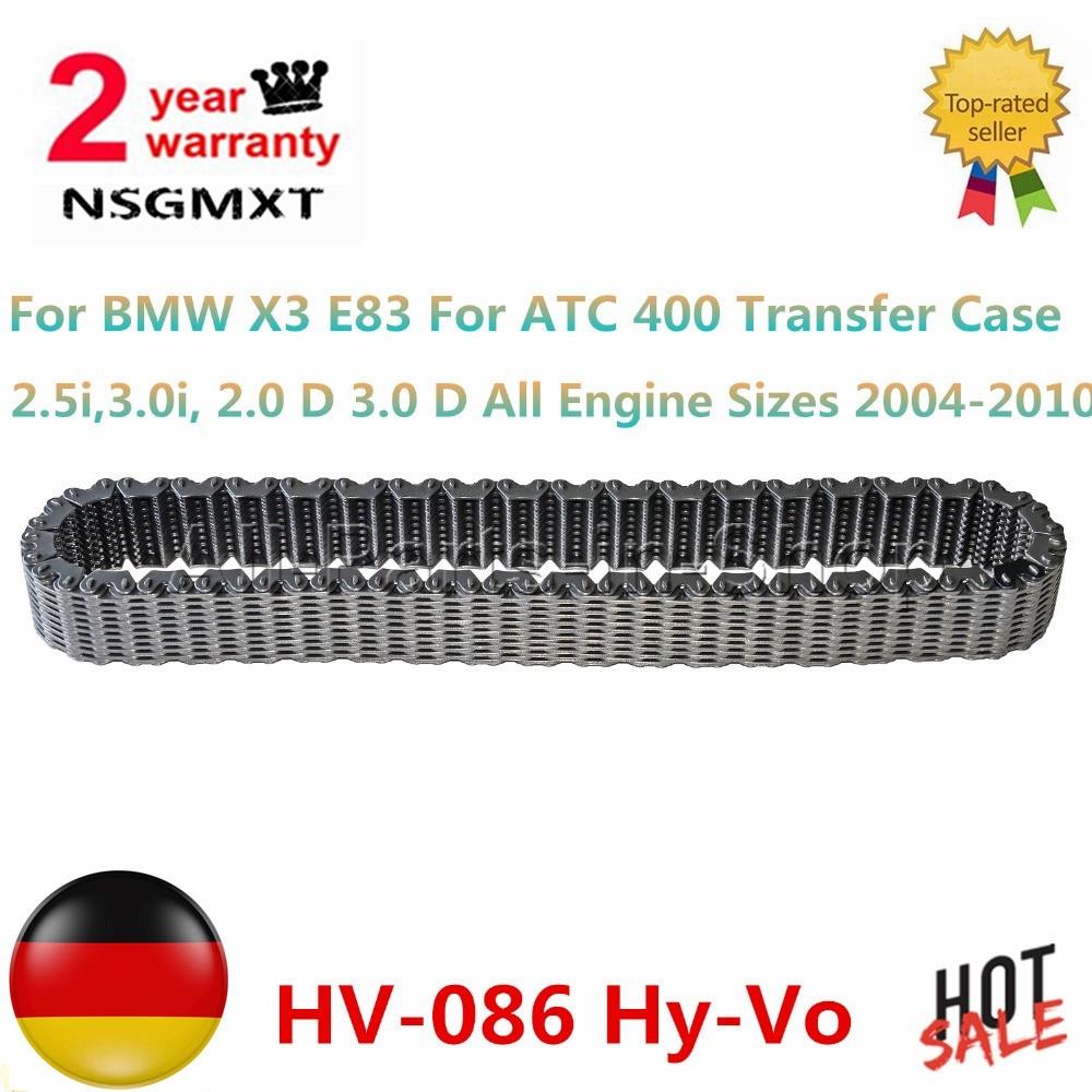 Fits All Engine Sizes 2004-2010 BMW X3 E83 O.E.M Transfer Box Chain HV-086