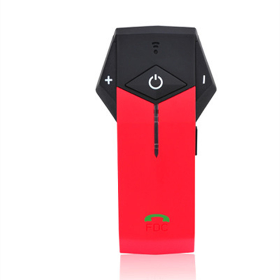 Casque de moto neutre de FDC-03VB casque d'interphone Bluetooth fonction d'appel stéréo
