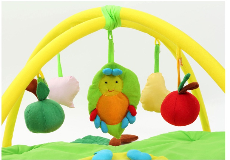 SGS Baby Play Mat tortoise Cartoon Toys Infant Floor Blanket Educational Gym Mats Kids Rug Activity Climbing Carpet PS40-1 10