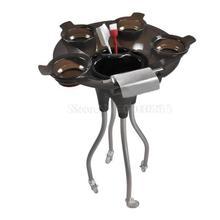 Новая Парикмахерская коляска, салон красоты, Парикмахерская, Парикмахерская, горячая окрашенная Шпилька, масляный кронштейн, окрашенная чаша, автомобильный инструмент для горячего окрашивания