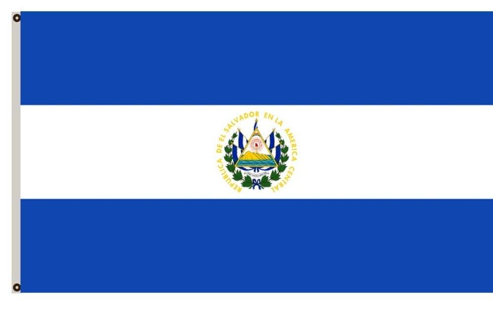 El_Salvador Flag