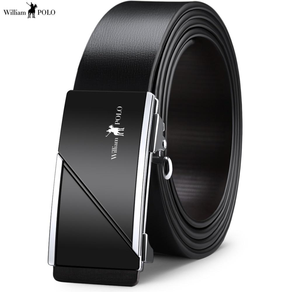 Fashion   Belt   Men Designer   Belt   Silver Gold Black Luxury Long Automatic Leather Genuine Real Man   Belt   Brand 2019