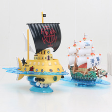 One Piece Thousand Sunny Pirate Ship