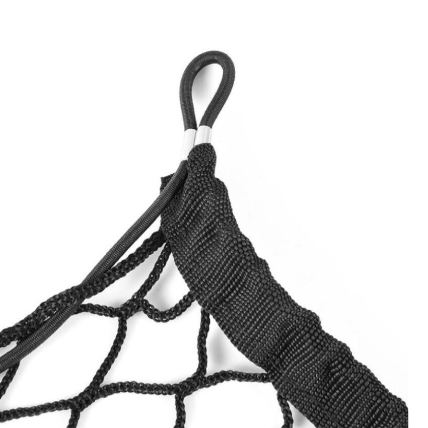 Image 5 - Car Auto Trunk Mesh Organizer 110x60cm Luggage Stuff Cargo Goods Fix Storage Holder Net Universal Accessories-in Stowing Tidying from Automobiles & Motorcycles
