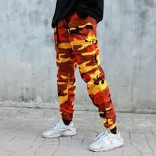 BIEBER Allungato Sezione Pantaloni Sportivi Da Uomo Occident Retro Hip Hop  Pantaloni Cerniera Laterale Ha Colpito Il Colore Unis. c953c9832615