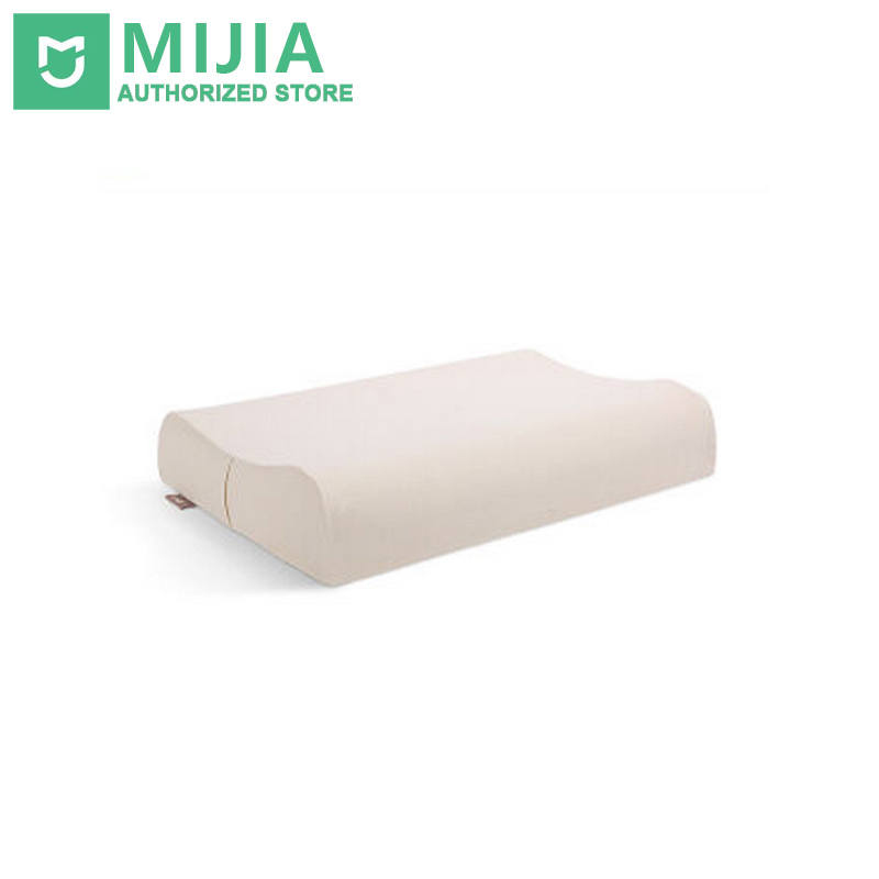 <font><b>Xiaomi</b></font> Mi <font><b>8H</b></font> <font><b>Pillow</b></font> <font><b>Z2</b></font> Natural Latex Elastic Soft <font><b>Pillow</b></font> Neck Protection Cushion Best Environmentally Safe Material Good Sleep image
