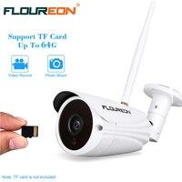 White Wanscam HW0043 720P 1 0MP P2P CMOS Sensor WiFi Outdoor Wireless IP Bullet Camera Support